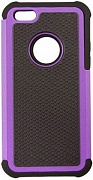 Чехол-накладка Drobak Anti-Shock для Apple Iphone 5c Purple - Фото №1