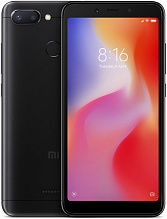 Xiaomi Redmi 6 4/64GB Black (Global)