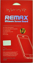 Remax Защитное стекло iPhone 5/5S/5C front and back