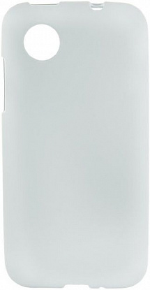 Чехол-накладка Mobiking Silicon Case для Samsung G130e White